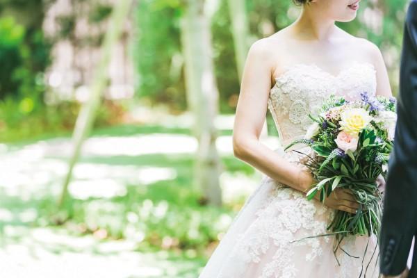 結婚式をする場所